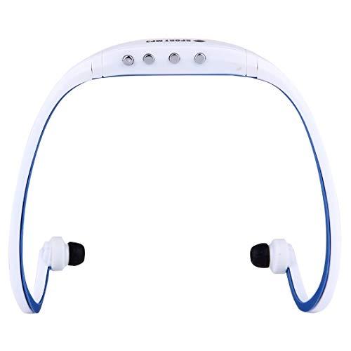 Noise Cancelling koptelefoon SH-W3 leven waterdicht sweatproof stereo sport hoofdtelefoon oortelefoon in-oor hoofdtelefoon hoofdtelefoon met micro-SD/TF-kaart, voor smartphones & IPad & laptop & notebook & MP3 of, Color5