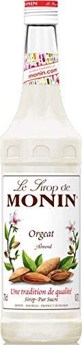 Monin Sirup 70cl. Almond.