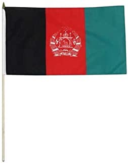 Us Flag Store Afghanistan Flag, 12 by 18-Inch