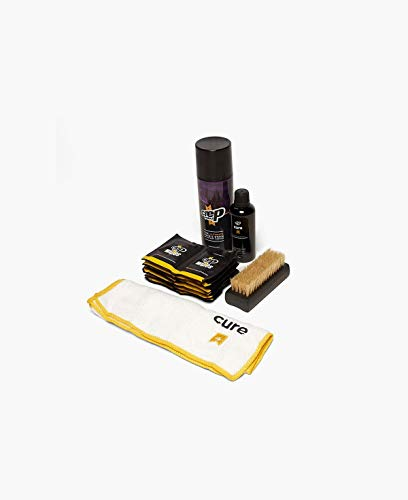 crep protect Gift Box - Geschenkbox als Set mit Wipes - Spray & Cure