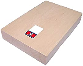 Midwest Products 4431 Micro-Cut Quality Basswood Block Bundle, 2 by 8 by 12-Inch