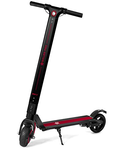 Roller Pro Urban 75- E-Scooter 250W, 24Km/h, Color Rojo, 7.5A