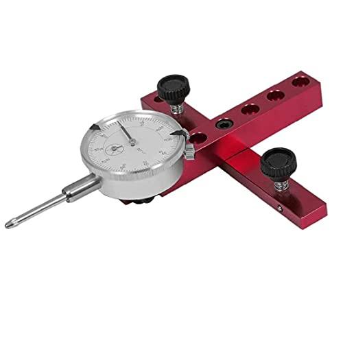 Pulseras de taladro de maniomba de prueba de diámetro para alinear la calibración con indicador de dial accesorio de bricolaje
