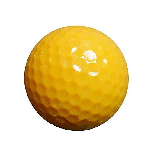 YAOSHIBIAN- Golf Practice Range Supplies Jeu Balle Double Couche Golf Balle Pratique du Golf pour...