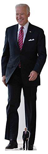 empireposter Joe Biden - Politiker - Prominente Star VIP - Pappaufsteller Standy - 57x183 cm