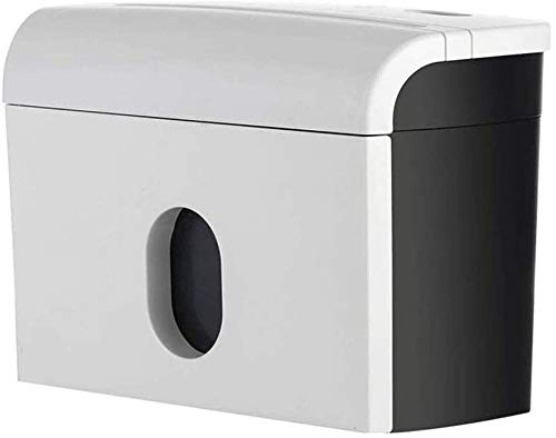 Great Features Of Mopoq 3-Sheet High-Security Micro-Cut Paper and Credit Card Shredder with 3.5L Pul...