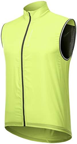 Protective P-Ride Anthracite 2021 - Chaleco de ciclismo para hombre, lima, xx-large