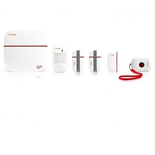 WIFI & GSM Smart Home Security System, Alarmanlage, Starterset mit deutscher APP
