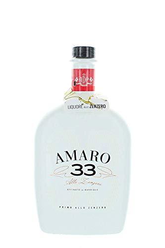 Andrea Da Ponte ADP Amaro 33 Allo Zenzero (1 x 0.5 l)