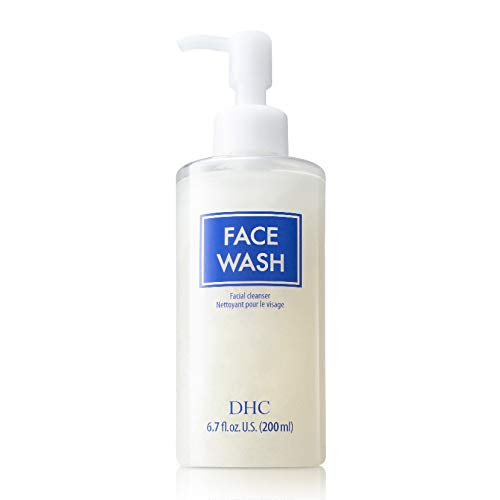 DHC Face Wash, 6.7 fl.oz./200 mL