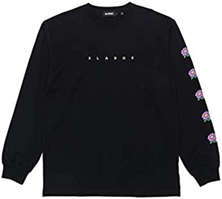XLARGE (エクストララージ)L/S TEE FLOWER LOGO