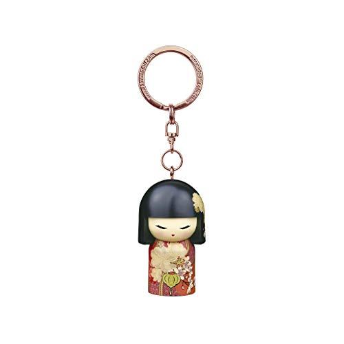 Llavero Kokeshi Kimmidoll 5 cm Shigemi – Spirited...