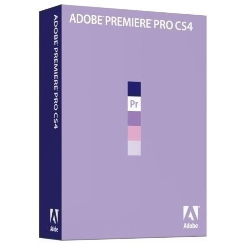 Adobe Premiere Pro CS4 4.0, Win, RET, Dv Var, IT