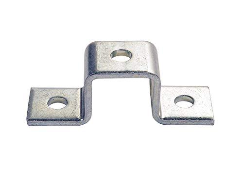 Genuine Unistrut Brand P1047-EG 5 Hole'U' Shaped Connector Bracket for All 1-5/8' Strut Channel