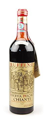 Wein 1961 Chianti Ruffino Riserva Ducale Serie Oro