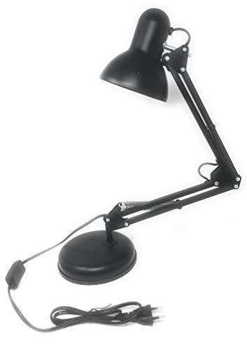 TEMPO tafellamp tafellamp met draaibare arm verstelbaar leesbaar