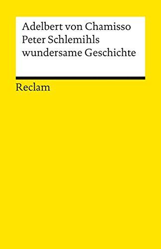 Peter Schlemihls Wundersame Geschichte (German Edition)