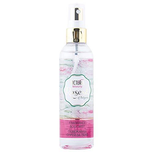 Victoria Beauty Victoria beauty - körperspray mit rösenöl - fragrance body mist - erfrischungsspray - 120ml