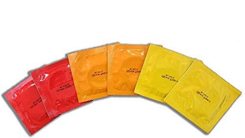 My. Size Preservativos tamaño mediano Trial Pack – 6 PRES