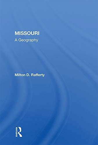 Missouri: A Geography (English Edition)