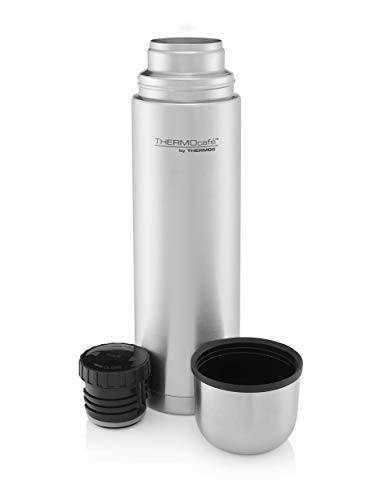 Thermos Thermocafe Stainless Steel Flask, 0.5l