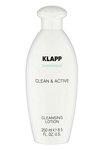 KLAPP CLEAN & ACTIVE Cleansing Lotion, 250 ml