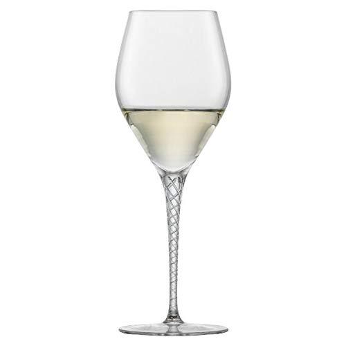 Zwiesel - Spirit - Allround Weinglas, Weißweinglas - mundgeblasen - Maße (ØxH): 8,1 x 22,3 cm- Volumen: 358 ml - 1 Stück