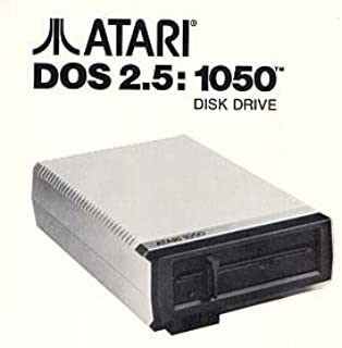 atari disc drive