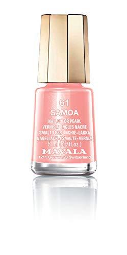 Mavala Mini-Nagellack, cremefarben, 5ml – Samoa 61