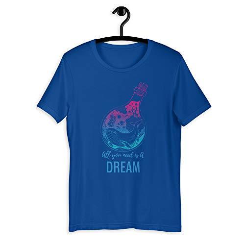 kameleon leven alles wat je nodig hebt is een droom walvis in een fles T-Shirts, sparen de schildpad shirts, engel vleugels ontwerpen en VSCO meisje en VSCO jongen shirts