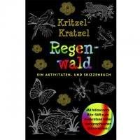 Regenwald Kritzel-Kratzel, Kreativset
