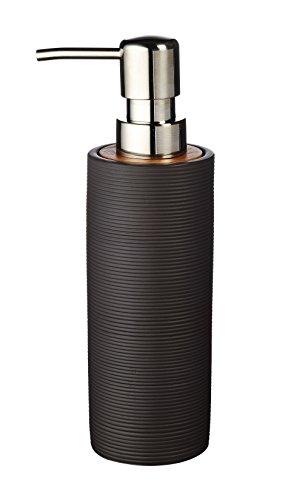 RIDDER 2105507 Seifenspender Roller grau-braun