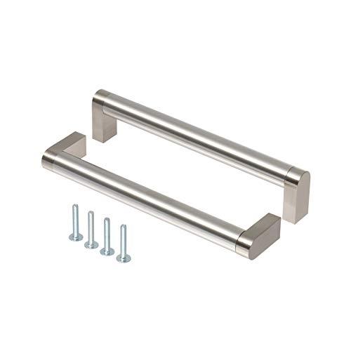 IKEA ORRNAS–Griff, Edelstahl/2Stück–170mm