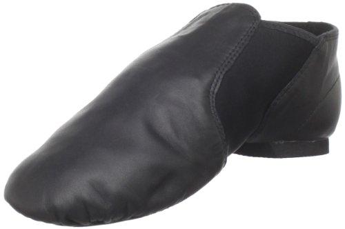 Dance Class Women's GB101 Spandex Gore Jazz Shoe,Black,8 M US