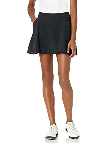 Under Armour Links Falda Faldas de Golf, Mujer, Negro Black/Black/Black 001, M