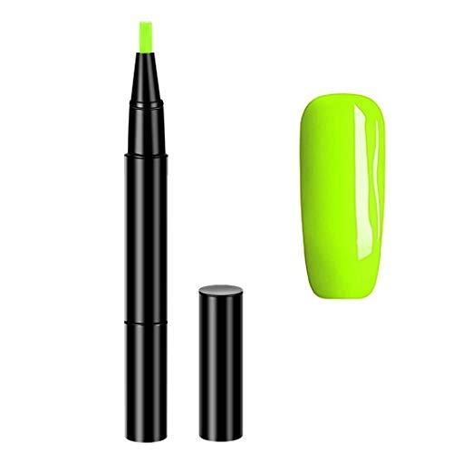 ROCONAT Outils de stylo de vernis à ongles de gel de mode de femmes d'illustration salon de bricolage Accessoires de décoration pour nail art