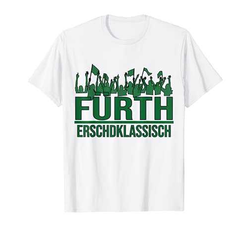 Erschdklassisch - Greuther Fürth Aufstieg T-Shirt