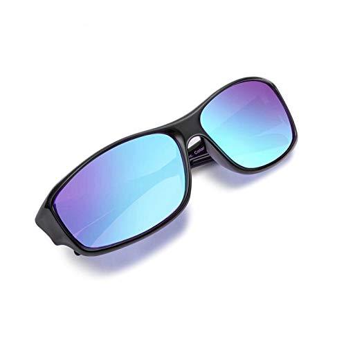 PILESTONE TP-028 (Typ B) farbenblinde Gläser Color Blind Korrekturbrille für Rot / Grün Color Blind - Sport im Freien Color Blind Brille - Mäßig, stark und stark Deutan und Mäßig, stark Protan