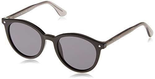 Tommy Hilfiger TH 1551/S Gafas de sol, Negro (BLACK), 51 para Mujer