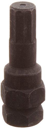 Steelman Pro 10-Point 1/2-Inch Star Tip Locking Lug Nut Key, Removes Aftermarket Lug Nuts, Durable, Long Design