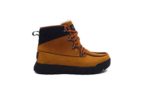 Pendleton Women's Torngat Trail Hiking Boot Wool and Waterproof Leather Cathay Spice, 8.5