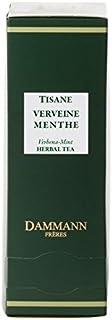Dammann Freres Tee - Verbena-Peppermint Verbena - Pfefferminze - 24 Cristal Teabags
