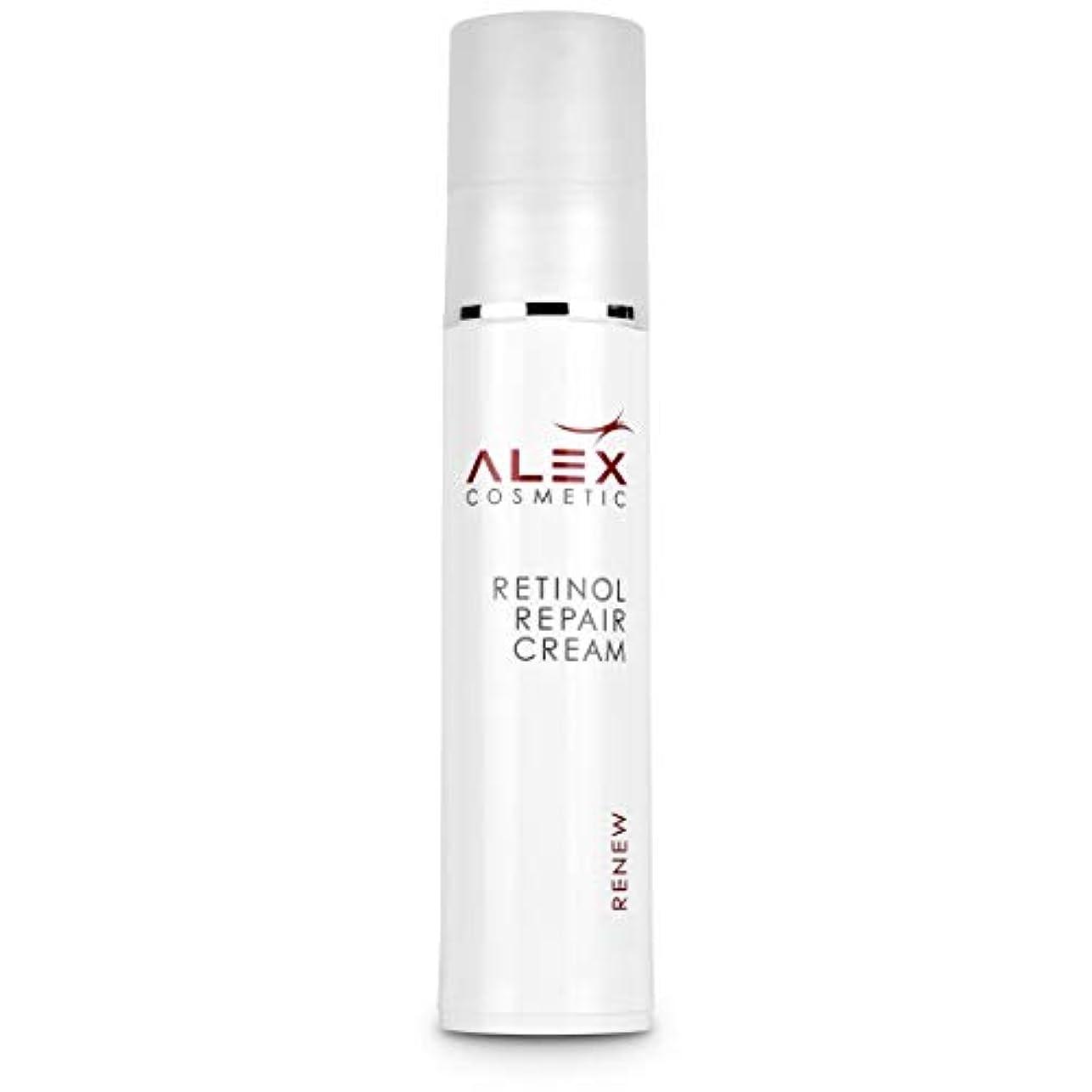 健全確立優れたALEX アレックス コスメ Retinol Repair Cream レチノール リペア クリーム 50ml 【並行輸入品】