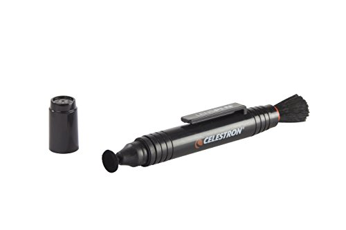 Celestron LensPen - Optics Cleaning Tool, Black (93575)