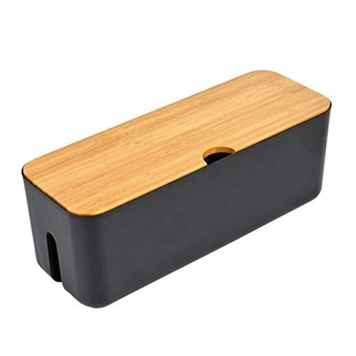 YARNOW Caja Organizadora de Cables Caja de Gestión de Cables Organizador de...