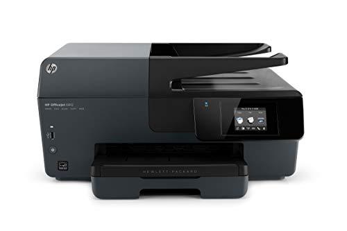 HP Officejet 6812e-All-in-One Printer/Copier/Scanner/mquina de fax