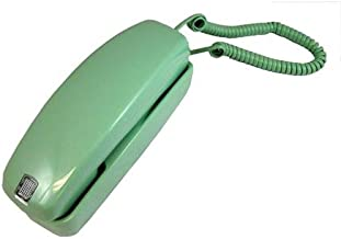 $24 » Trimline Corded Telephone GO-5303LM Trimstyle Green by Golden Eagle