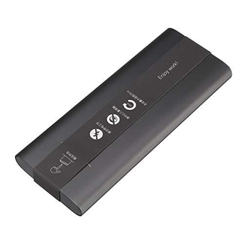 Wean Paquete de 24 cabezales magnéticos de precisión gratis caja de almacenamiento de herramientas de reparación de destornilladores