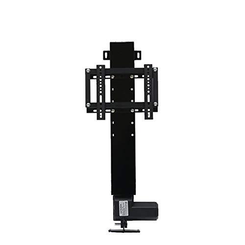 Kaidanwang Soporte de Pared para TV Soporte de TV para LCD Plano TV con Controlador Levantador Ajustable Ajuste de Soporte eléctrico Hidden Control Remoto Extensión Inteligente