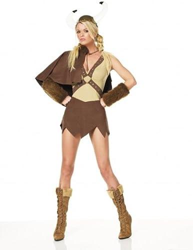 Viking Sexy Kleid Set Größe S